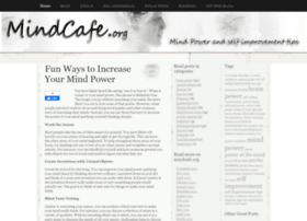 mindcafe.org