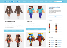 Minecraftskins.info