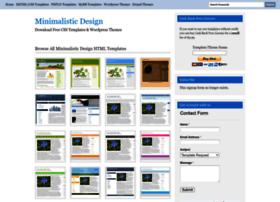 minimalistic-design.net
