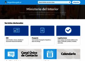 Mininterior.gov.ar