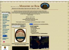 ministryofrum.com