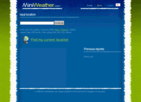 miniweather.com