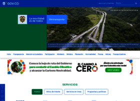 mintransporte.gov.co