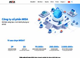 misa.com.vn