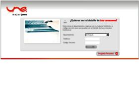 Misconsumos.une.com.co