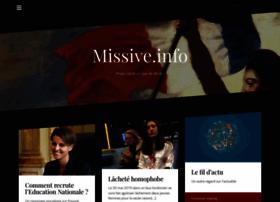 missive.info