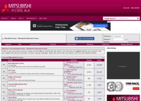 mitsubishiforum.com