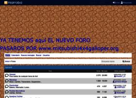 mitsubishigalloper.mforos.com