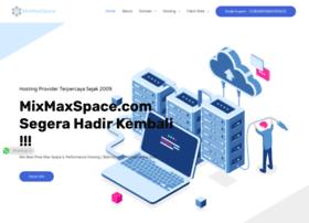 mixmaxspace.com