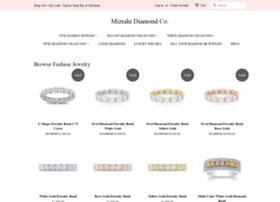 mizrahidiamonds.com