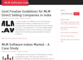 mlmsoftware-india.com