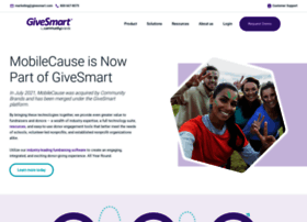 mobilecause.com