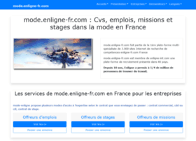 mode.enligne-fr.com