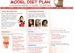 modeldietplan.com