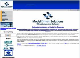 modeldriven.org