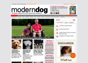 moderndogmagazine.com