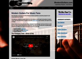 modernguitars.com