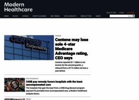 modernhealthcare.com