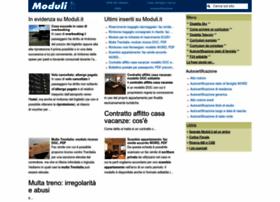 moduli.it