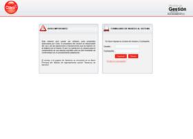 Moduloagenda.cable.net.co
