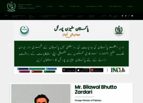mofa.gov.pk