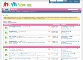 momforum.com