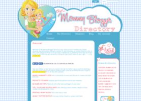 mommybloggerdirectory.com