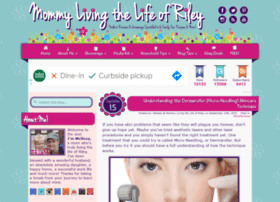 mommylivingthelifeofriley.com