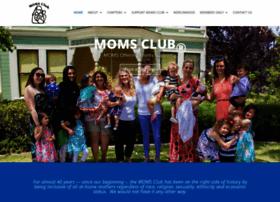 momsclub.org