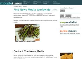mondotimes.com