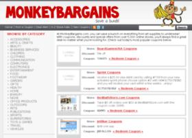 monkeybargains.com