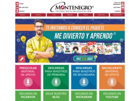 Montenegroeditores.com.mx