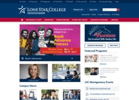 montgomery.lonestar.edu