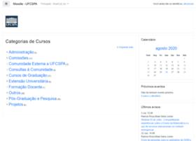 Moodle.ufcspa.edu.br