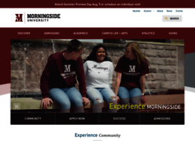 morningside.edu