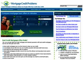 Mortgagecreditproblems.com