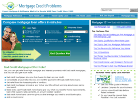mortgagecreditproblems.com