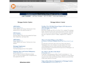 mortgagedaily.com