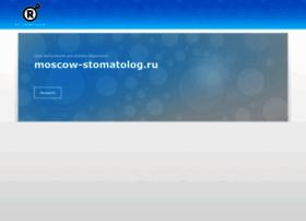 moscow-stomatolog.ru