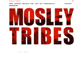 mosleytribes.com