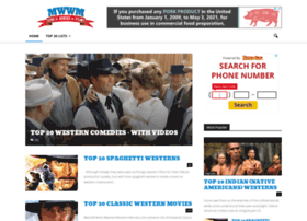 most-wanted-western-movies.com