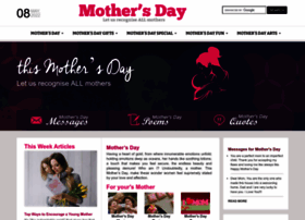 mothersdaycelebration.com