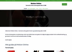 motion-online.dk