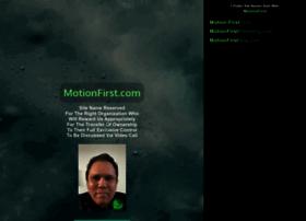 motionfirst.com
