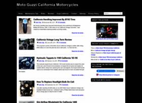 motoguzzicalifornia.com