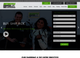 motorcycleshippers.com