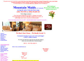 mountainmaids.com