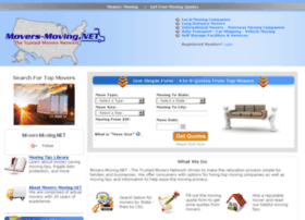 movers-moving.net