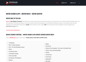 moviesoundscentral.com