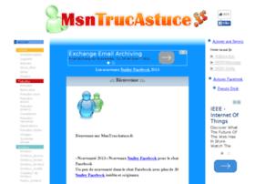 Msntrucastuce.fr
